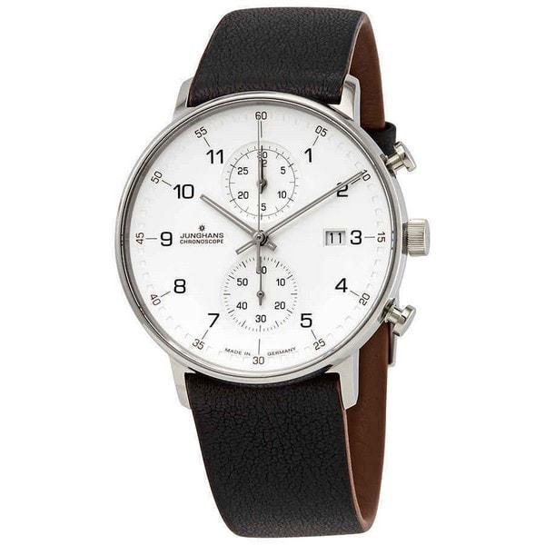 junghans-form-c-chronoscope-quartz-matt-silver-watch