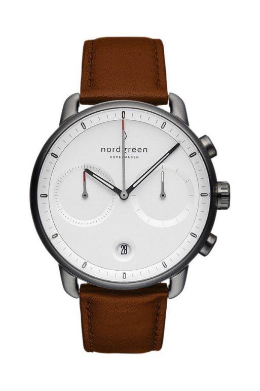nordgreen-pioneer-mens-chronograph-watch-minimal-gun-metal-42mm-watch