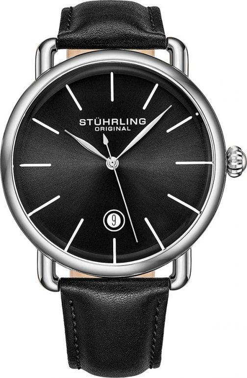 stuhrling-original-ascot-mens-black-watch