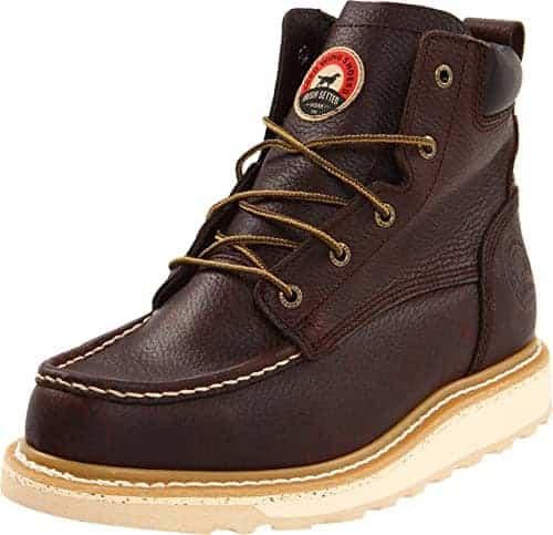 Irish Setter Men's 6 inch 83605 Work Boot