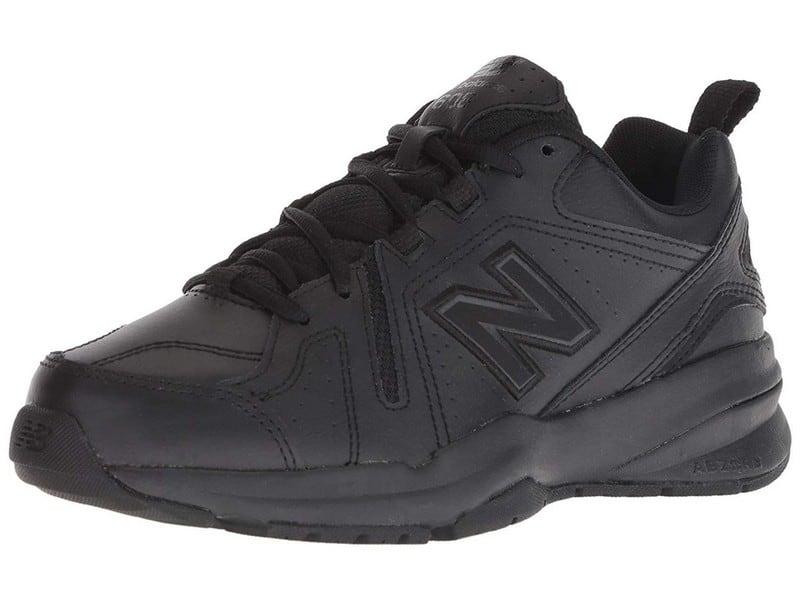New Balance Women's 608 V5 Casual Comfort Cross Trainer black
