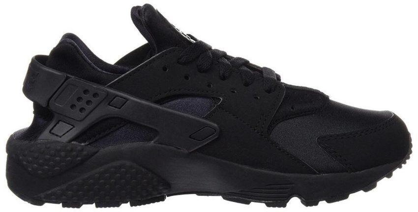 Nike Air Huarache All Black LTD Sport Shoes