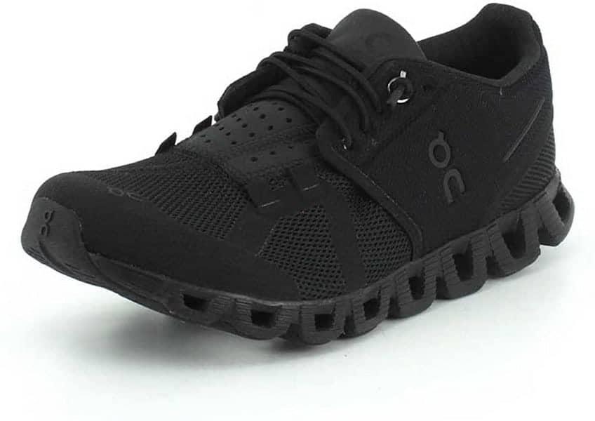 On Women's Cloud Sneaker black