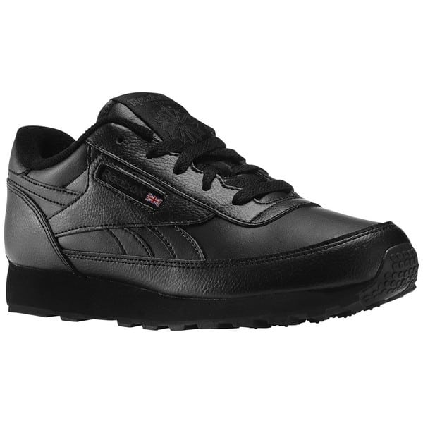 Reebok Women's Classic Renaissance Sneaker black