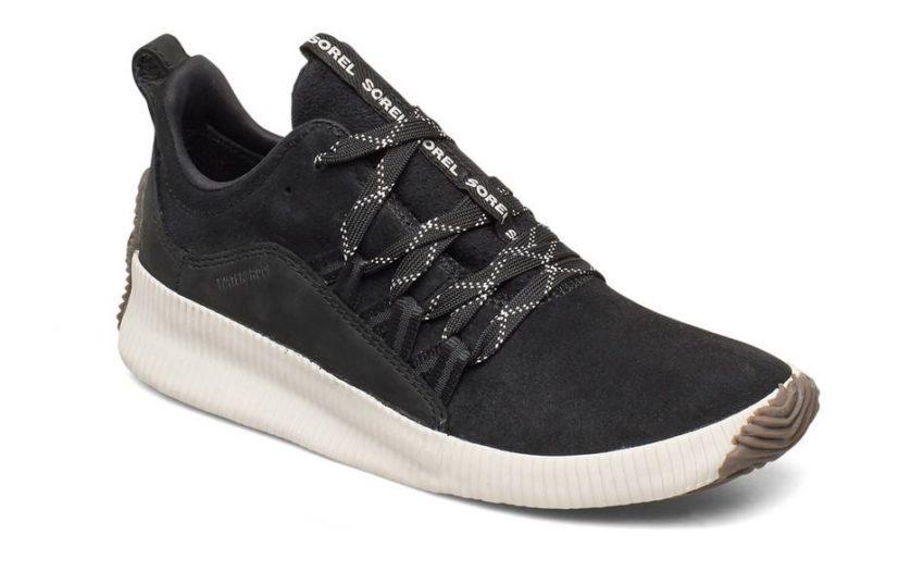 Sorel Women's Out N About Plus Sneaker black