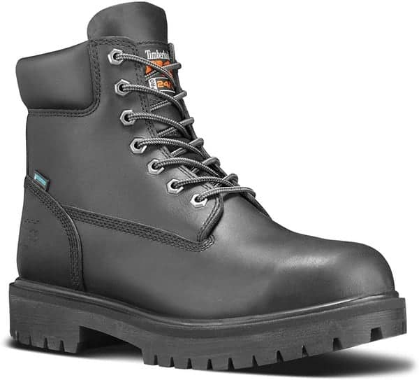 Timberland PRO Direct Attach Men's, Soft Toe, Slip Resistant, Waterproof, 6-inch Boot