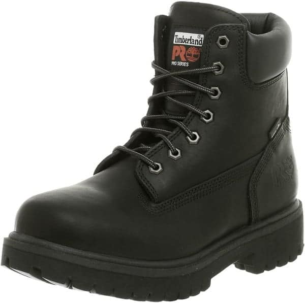 Timberland PRO Men's Direct Attach 6 inch Soft Toe Industrial Shoe