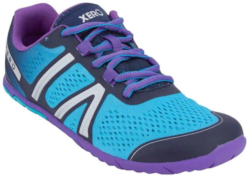 Xero Shoes Women's HFS Lightweight Running Shoe, Zero Drop Fitness Sneaker