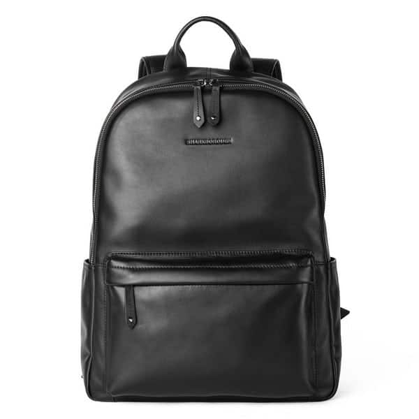 sharkborough-supreme-anton-mens-backpack-genuine-leather-travel-bag-extra